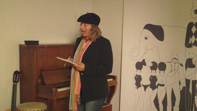 Het alomvattende gedicht van alle persoonlijke verhalen tijdens InspiratiePodium Arnhem #21 van Pauline Meijwaard, op 24 september 2014 in het Inspiratiehuis Arnhem. De film is gemaakt door Alain Baars.