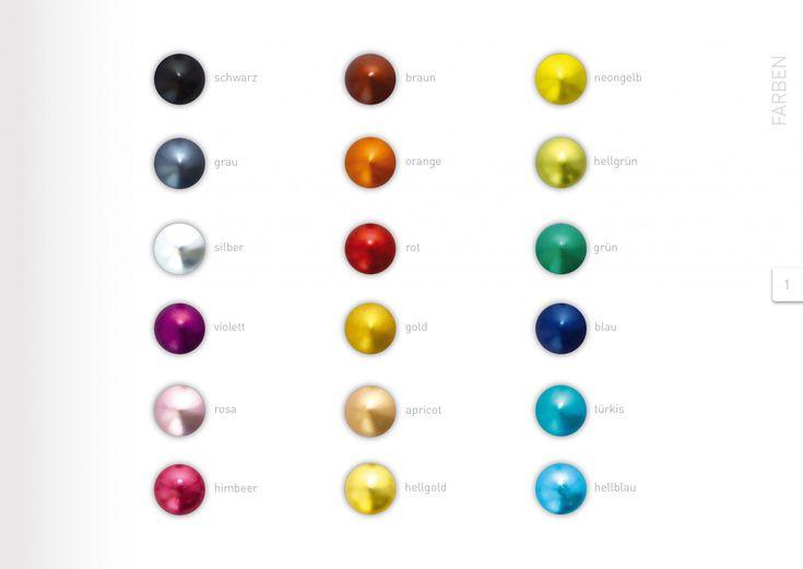 Kleurenkaart | Mobach Design