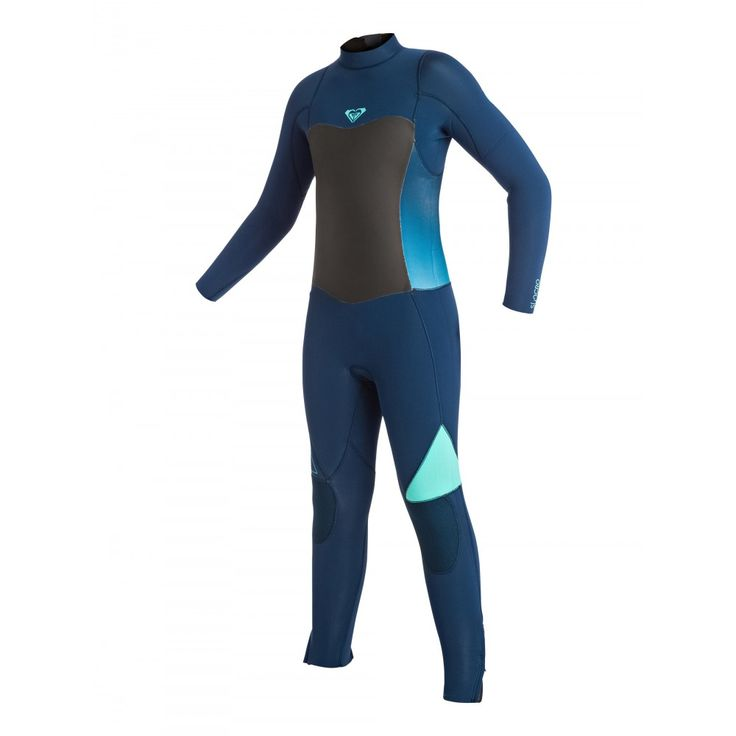 Girls 8-14 Syncro GBS 3/2 Back Zip Steamer Wetsuit ERGW103003 Roxy