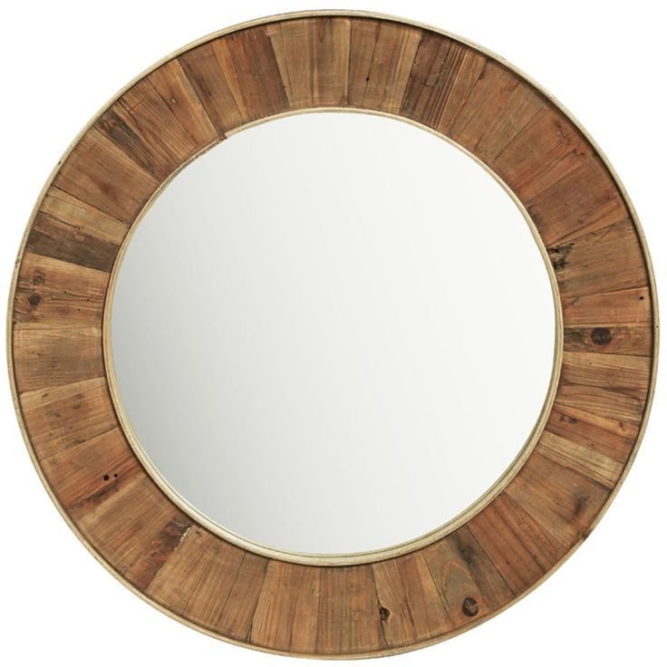 Porthole Mirror – Allissias Attic & Vintage French Style