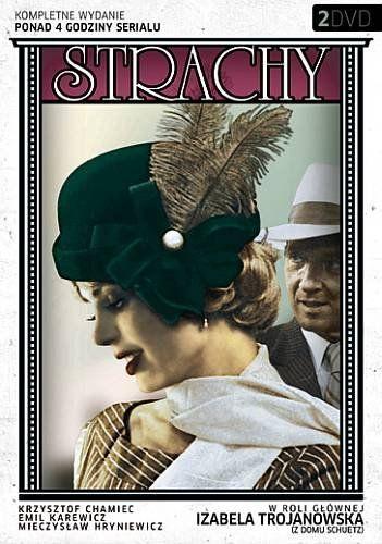 Strachy (DVD) - Lenartowicz Stanisław za 42,99 zł | Filmy empik.com