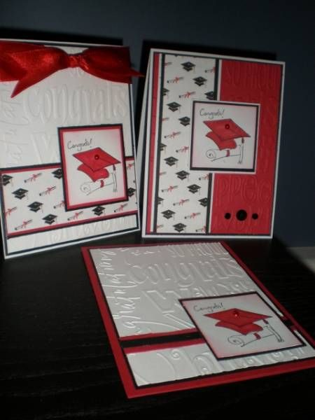 QFTD149-MORE GRAD CARDS! by coffeestamper - Cards and Paper Crafts at Splitcoaststampers