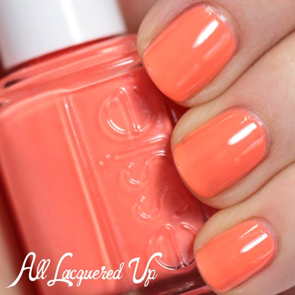 Pastel Orange Nail Polish Essie: 221 Best Images About NAIL POLISH COLLECTION On Pinterest