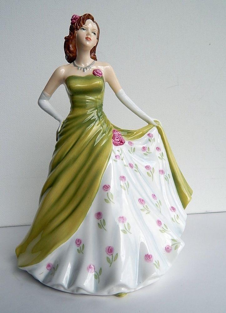 Royal Doulton Pretty Ladies Collection Ella - Boxed | Pottery, Porcelain & Glass, Porcelain/China, Royal Doulton | eBay!