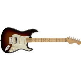 American Deluxe Stratocaster® HSS Shawbucker™, Maple Fingerboard, 3-Color Sunburst