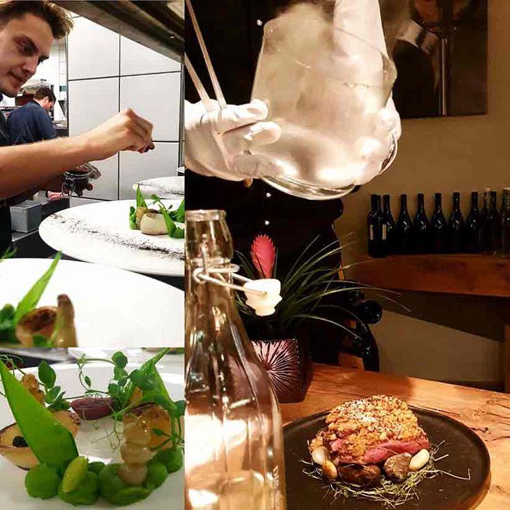 Fine Dine im Hotel Das Seekarhaus in #Obertauern. Haubenpflicht im #Skiurlaub!