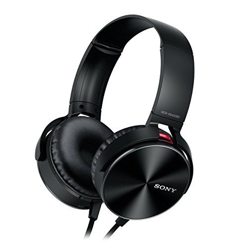 Sony MDR-XB450BV Headphone on November 15 2016. Check details and Buy Online, through PaisaOne.