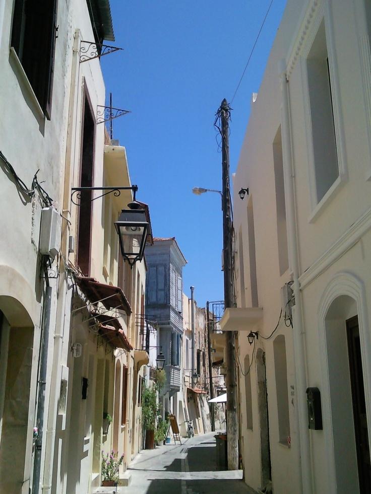 Rethymnon Creta