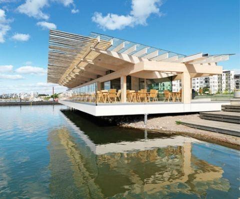 Renzo Piano | Piano Pavilion, Finland