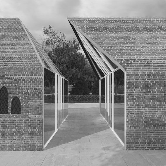 PC3 I blaq architects Chapel Koszalin, Poland