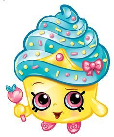 shopkins cupcake queen -