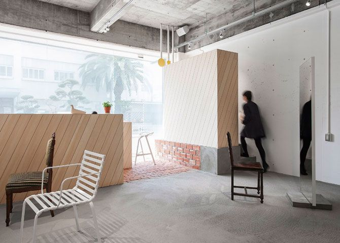IRO Hair Salon by Reiichi Ikeda // Osaka, Japan. | Yellowtrace — Interior Design, Architecture, Art, Photography, Lifestyle & Design Culture Blog.