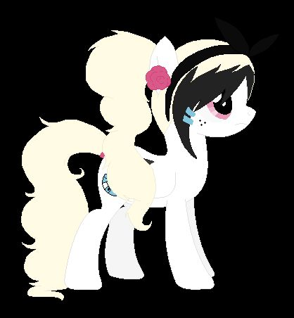Musia: she loves to dance and has her own dance studio and teaches fillys and colts how to dance :3