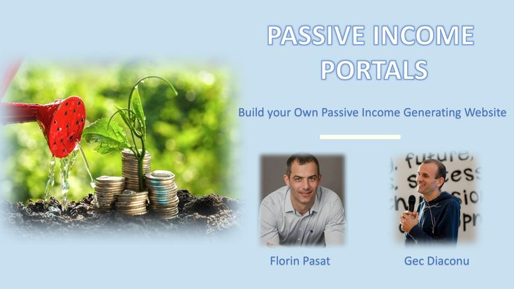 In-depth course for creating passive income streams through portal websites