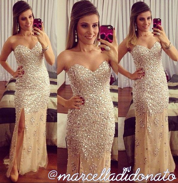Madrinhas de casamento: Instalook: vestido de formanda, penteado de festa e mais!