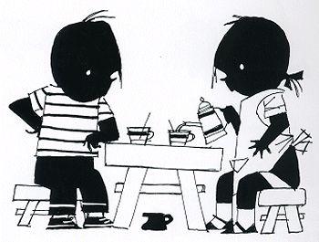 Jip wil geen thee drinken : Wiep Westendorp