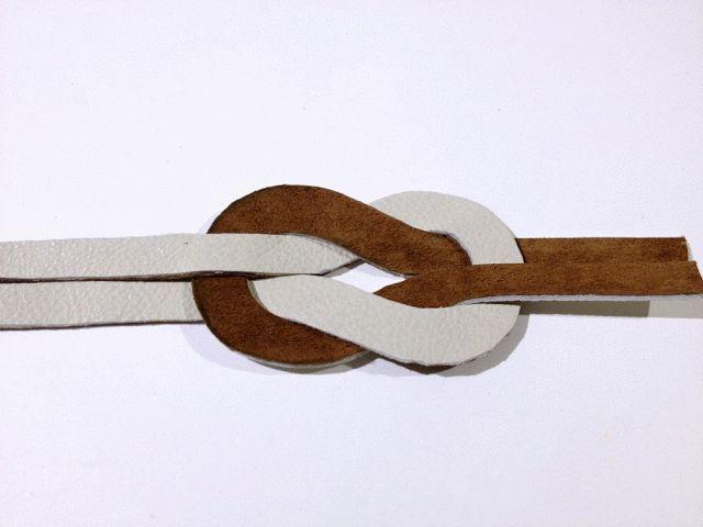Pulsera Diy Inspirada en el Cinturon Hermés