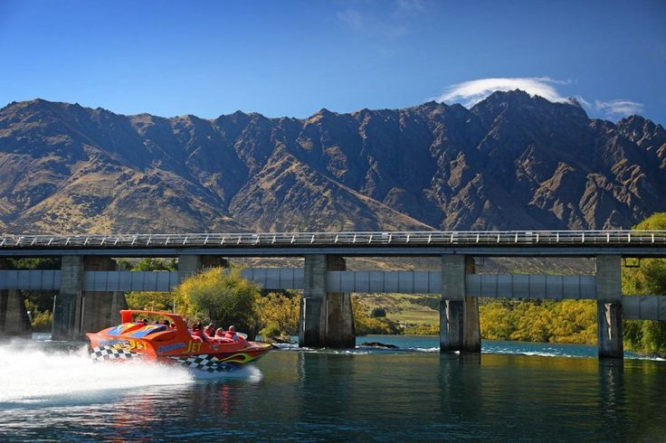 Thunder Jet - Photo Gallery - Thunder Jet Queenstown - We're pretty excited to have ThunderJetQT join the OutreachCRM team!