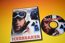 Icebreaker DVD Ski Movie Bruce Campbell Film RARE oop Seasn Astin
