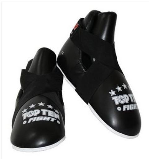 TopTen kicks foot protection -WAKO approved