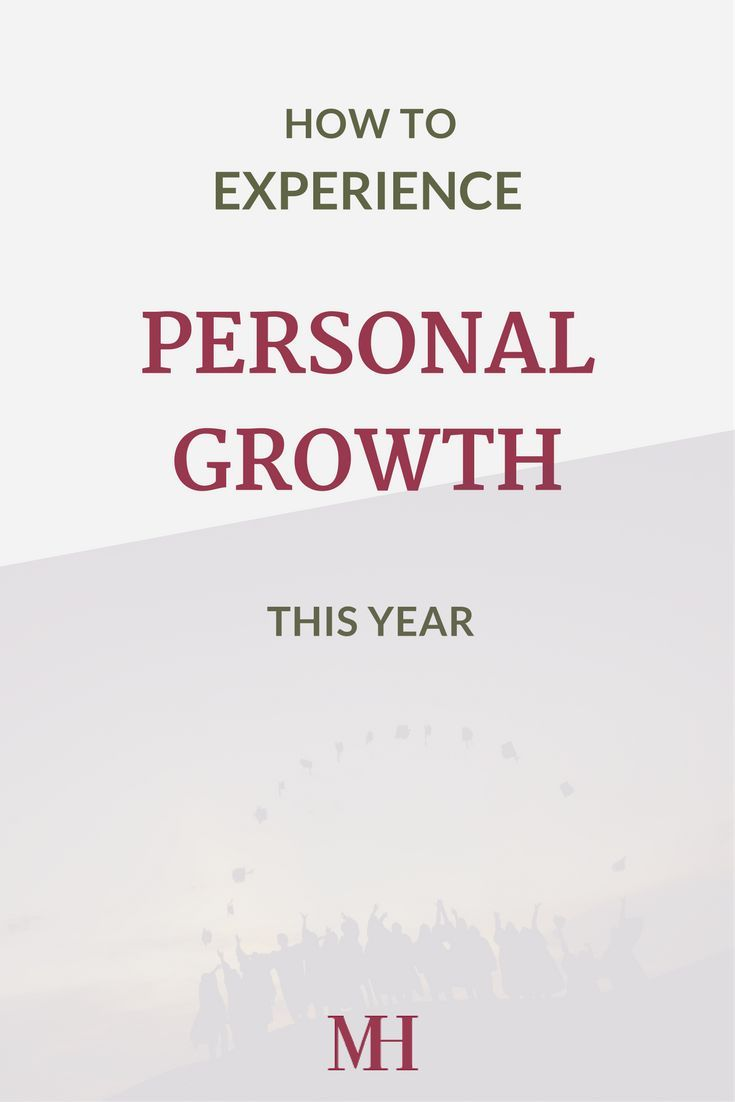 What does personal growth mean to you? For me, personal growth is having an intellectual experience that improves my mind, my emotions, and my overall health. I'm sharing some ideas I have that I think you should try if you want to focus on personal growth in your own life.