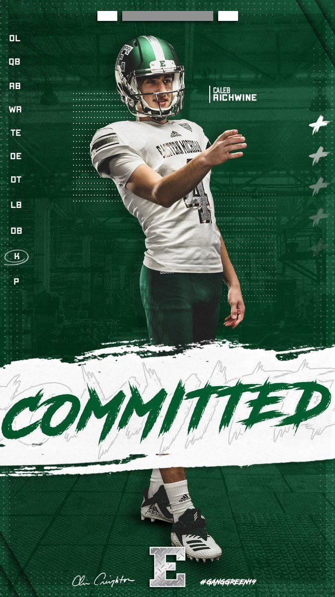 Pin By Skullsparks On 2019 Signing Class In 2020 Michigan State Poster Graphic Design