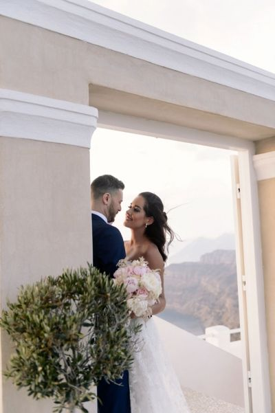 Mr and Mrs at Santo Wines Winery  by Phosart Photography & Cinematography