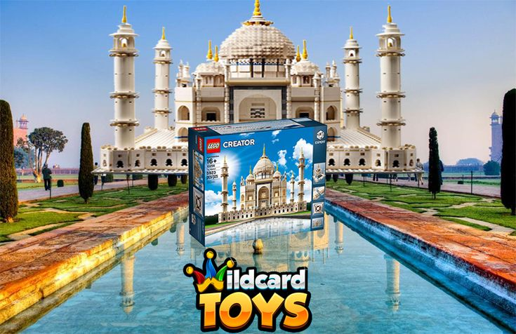 Wildcard Toys Giveaway - LEGO 10256 Creator Expert Taj Mahal https://wn.nr/EZQLZB ends 11/30 #sweepstakes