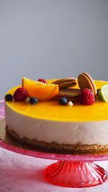 Kakkutaikuri: Tropical-juustokakku