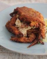 Crab Stuffed Soft-shells