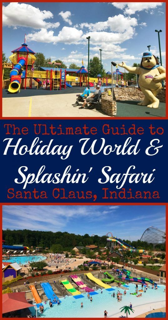 For a unique road trip, consider driving to Santa Claus, Indiana for a visit to Holiday World. This ultimate guide to Holiday World in Santa...