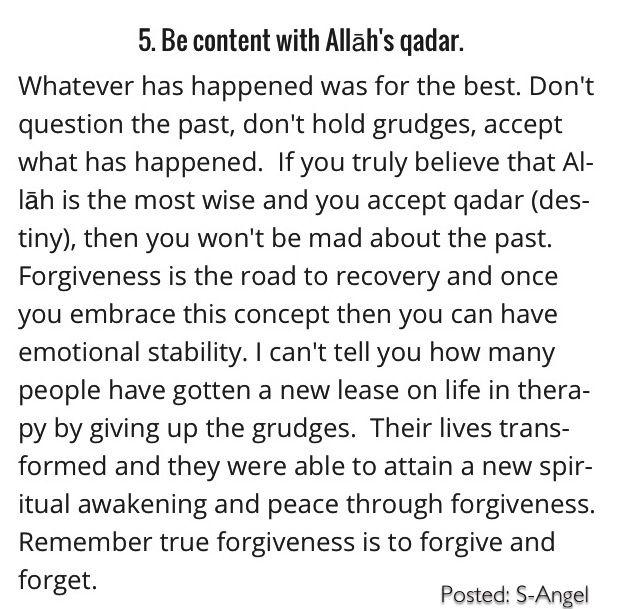 Wisdom | Qadar