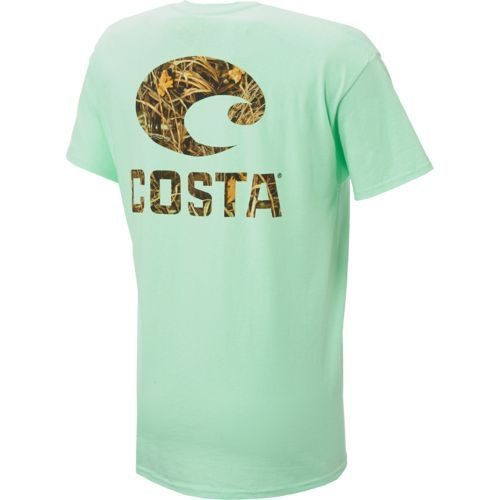Image for Costa Del Mar Adults' Camo Logo T-shirt from Academy