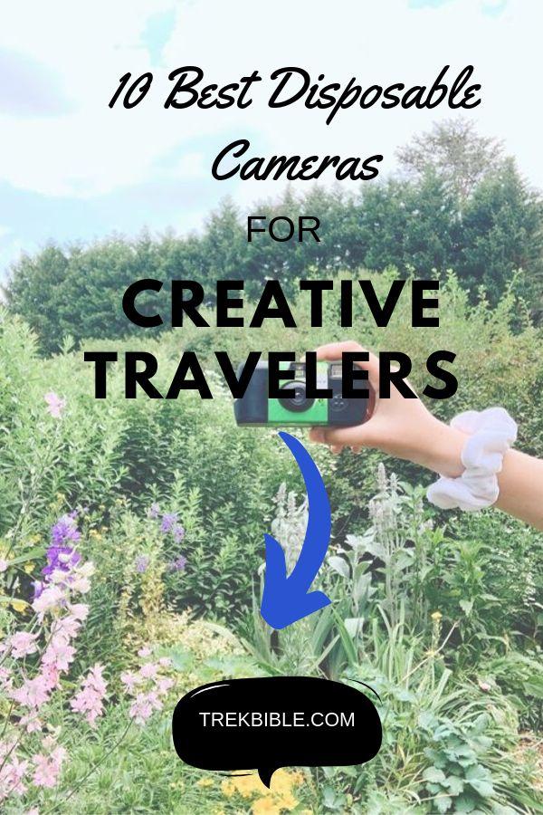 10 besten Einwegkameras für kreative Reisende   – Adventure Travel