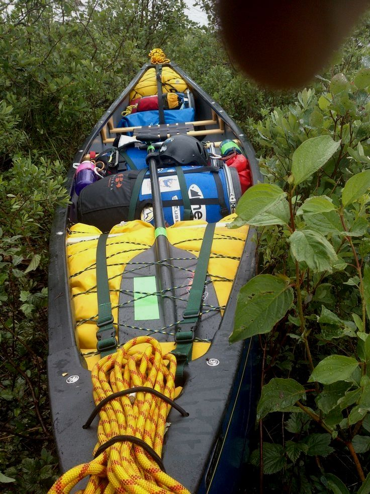 Job Lot Kayak : kayak, Great, Packing, Canoe, Underway,, Looks, Function, Unpack, Portage., Camping,, Whitewater, Kayaking, Rivers,