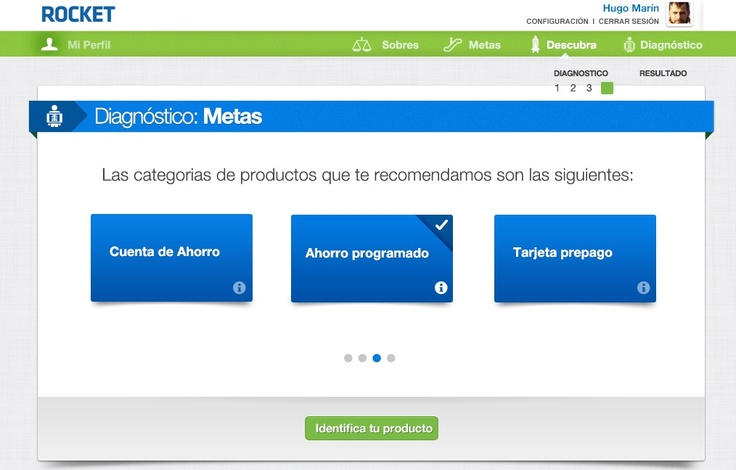 Diagnóstico: Metas