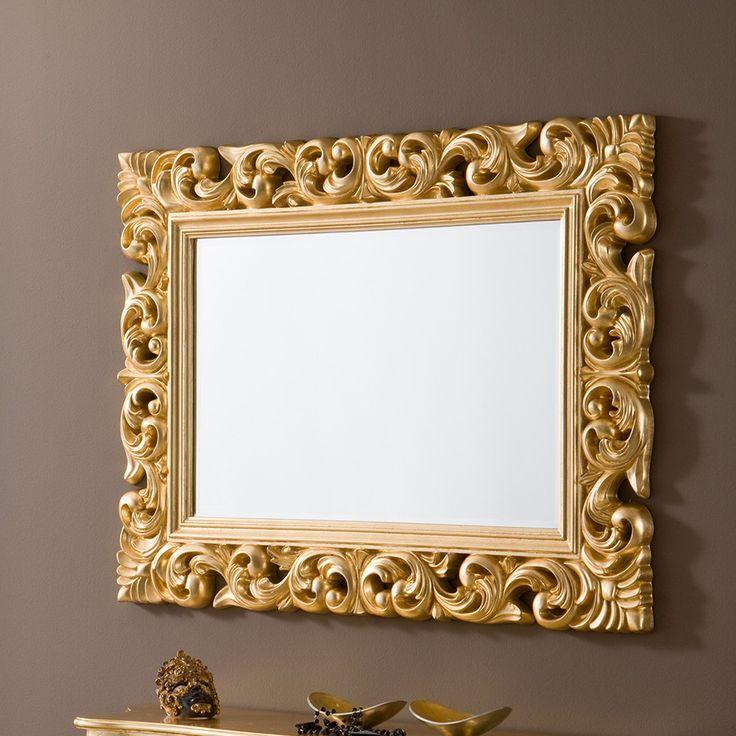 Les 25 meilleures id es de la cat gorie miroir mural en for Miroir argent castorama