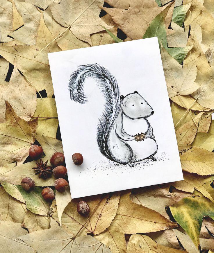 Squirrel - Natalia CA