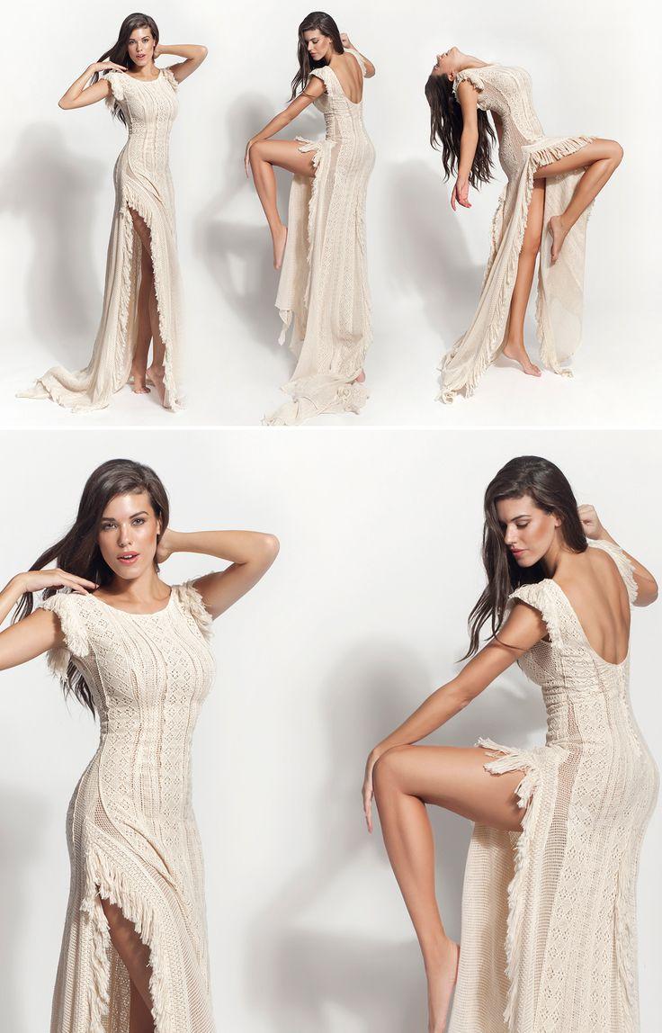 "Mod.""Artemisia"" vintage wedding dress, boho wedding dress, VG zolotas, Atelier Zolotas, Handmade, women fashion, bridal fashion, bride"