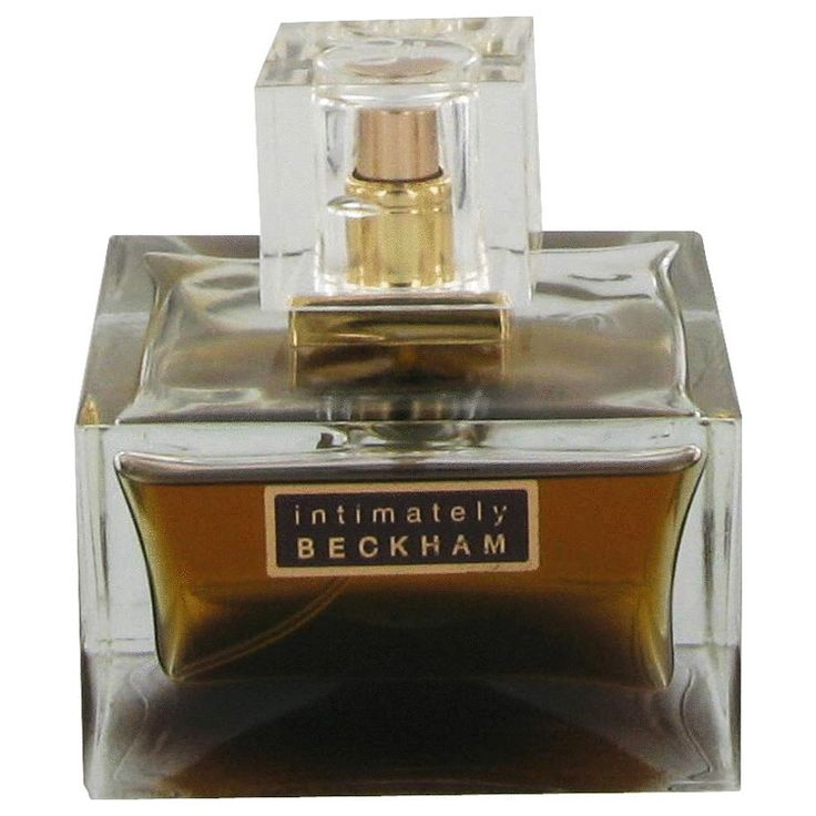 Intimately Beckham by David Beckham and Victoria Beckham is a floral fragrance that starts off with top notes of lotus breeze, bergamot, and rose petals. The middle notes feature lily from Casablanca,