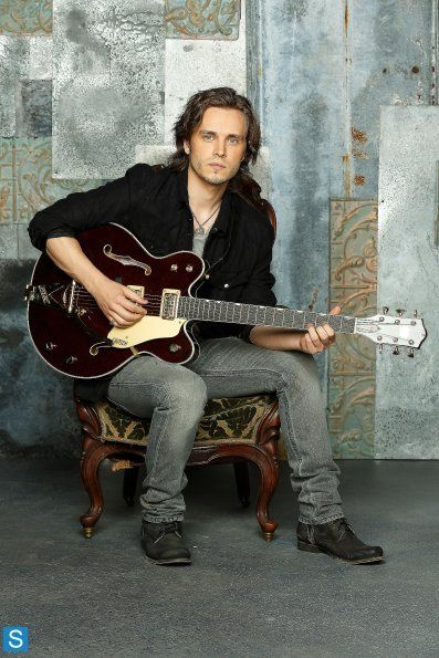 Nashville's Avery.....(Jonathan Jackson) I still think of him as Lucky Spencer from General Hospital.