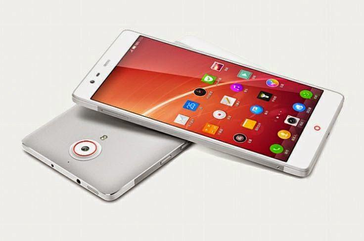 Spesifikasi dan Keunggulan Smartphone ZTE Nubia 27