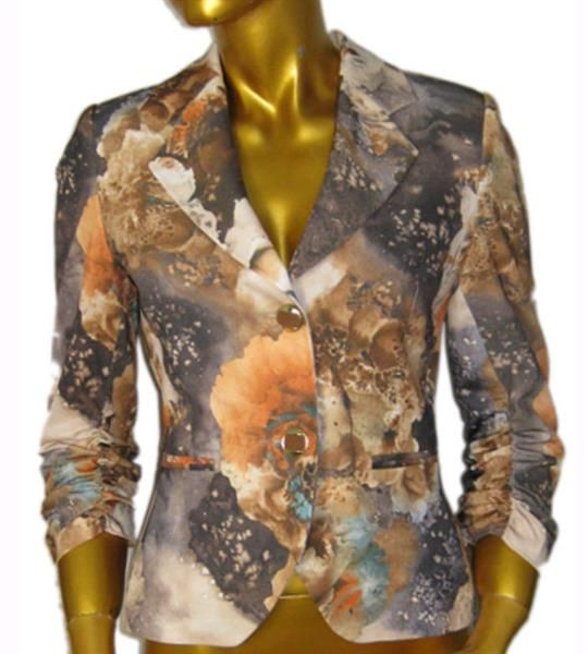 Пиджак цветной купить украина