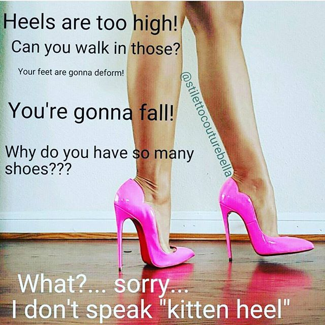 😁😁😁😉😎 #highheels #happiness