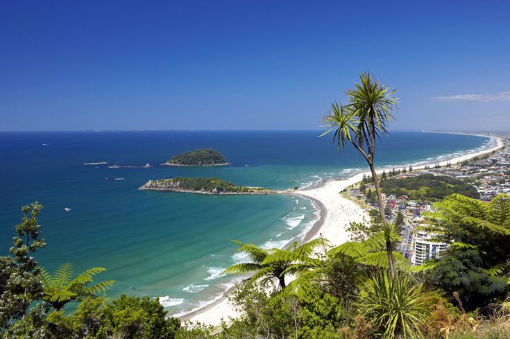 Mount Maunganui, New Zealand