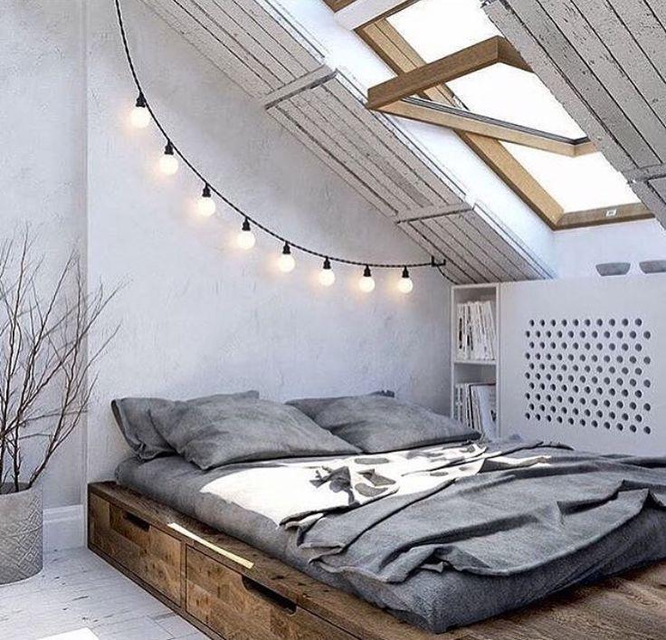 skandinavisches schlafzimmer gemtliches schlafzimmer wohnungseinrichtung schlafzimmerdesign schlafzimmer ideen zimmereinrichtung wohnkultur ideen - Schlafzimmerideen Des Mannes Grau