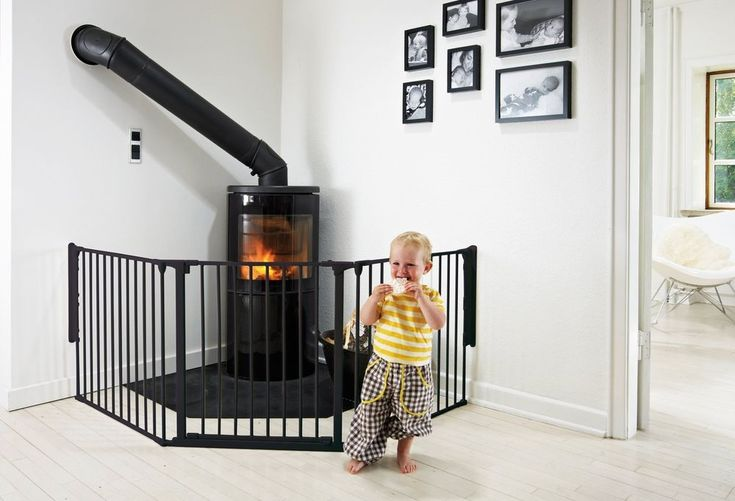 Baby Safety Pet Dog Swing Gate Extra Wide Large Indoor Protector Easy Install