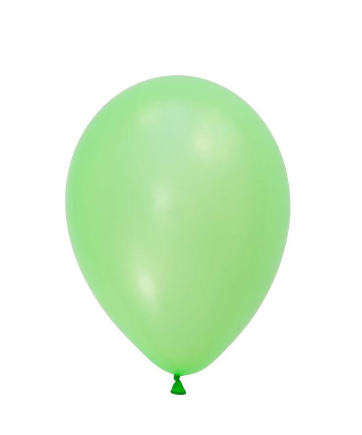 "11"" Balloons - Balloons for Every Occasion in Every Color-neon green"