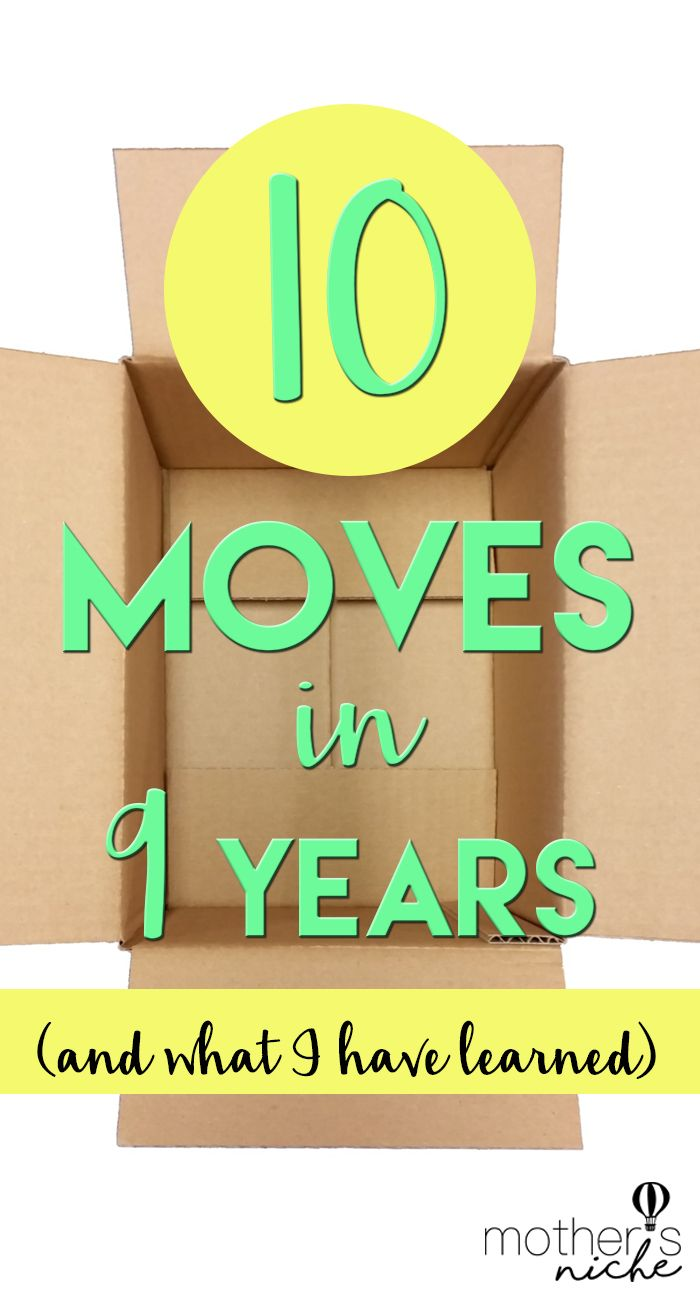 Moving is tough, but here are some tips and tricks from a seasoned veteran to hopefully make your life a little easier when preparing!
