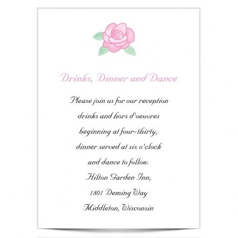 Best 25+ Wedding reception invitation wording ideas on Pinterest - how to write a invitation letter for dinner